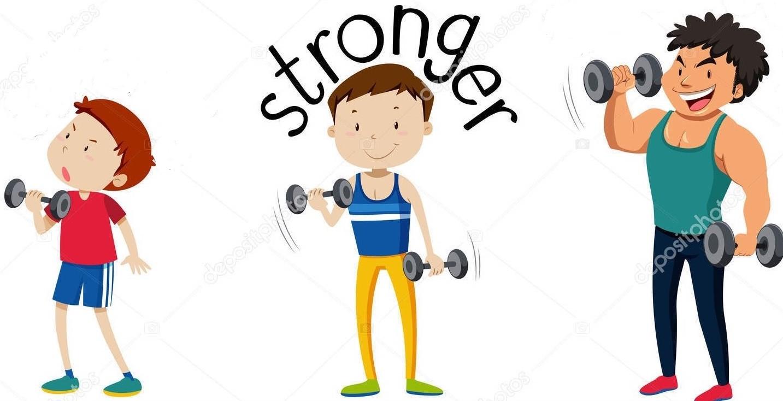 Stronger Strongest Grammar